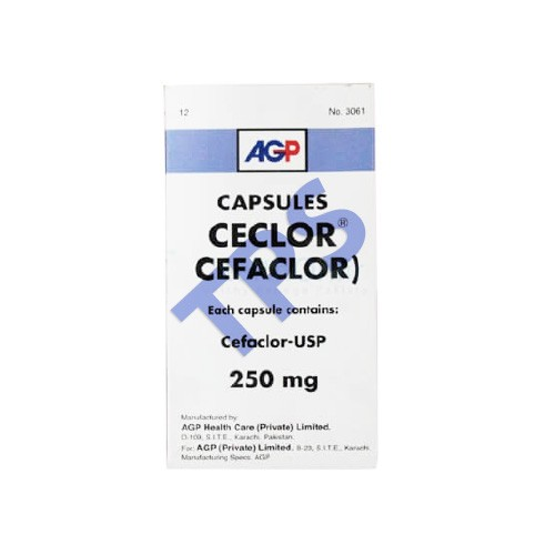 Ceclor Capsule 250mg
