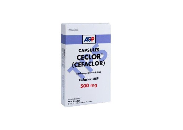 Ceclor Capsules 500mg