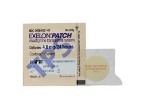 Exelon Patch 4.6mg