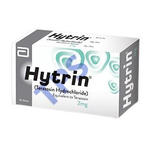 Hytrin Tablets 2mg