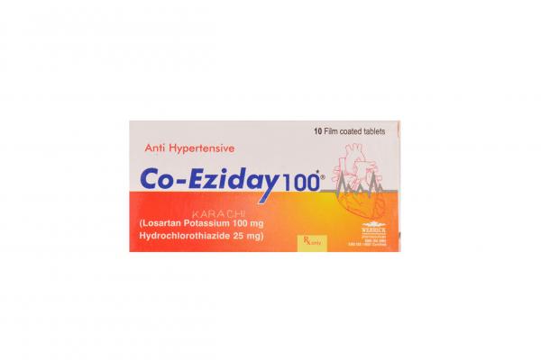 Co-Eziday 100mg