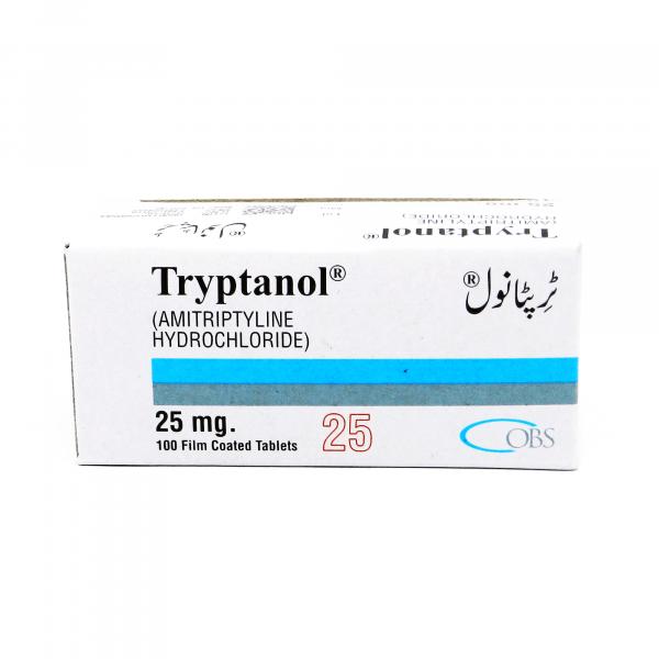 Tryptanol Tablet