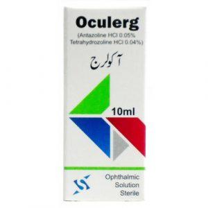 Oculerg Solution