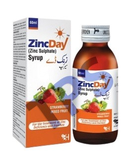 Zincday Syrup 60ml