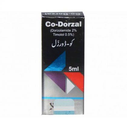 Co-Dorzal Opthal 5ml Sol