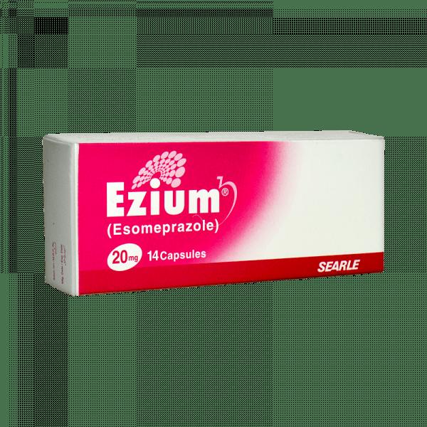 Ezium Capsules 20mg