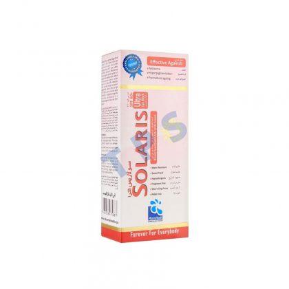 Solaris Ultra SunBlock spf 60+